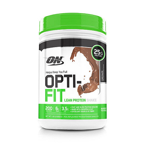 Opti Fit Lean Protein Shake, By Optimum Nutrition, Chocolate, 1.8LB