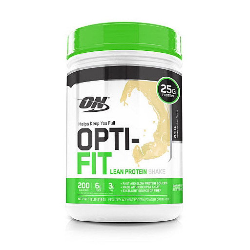 Opti Fit Lean Protein Shake, By Optimum Nutrition, Vanilla, 1.8LB