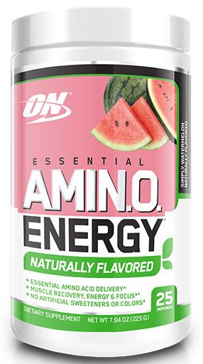 Amino Energy Natural - Simply Watermelon - 25 Servings