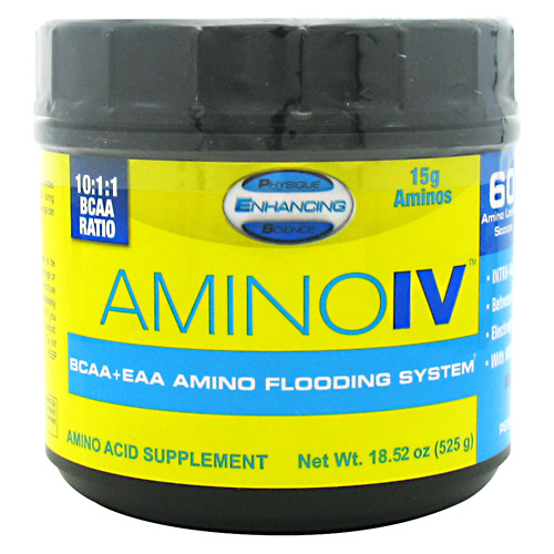Amino IV By PES, Blueberry Burst, 30 Servings