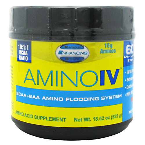Amino IV By PES, Cherry Limeade, 30 Servings