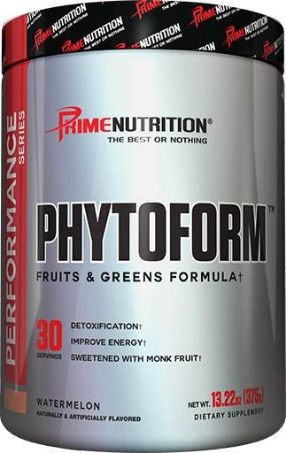 Phytoform By Prime Nutrition, Watermelon, 30 Servings