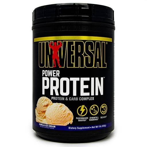 Power Protein Powder By Universal Nutrition, Vanilla 1lb