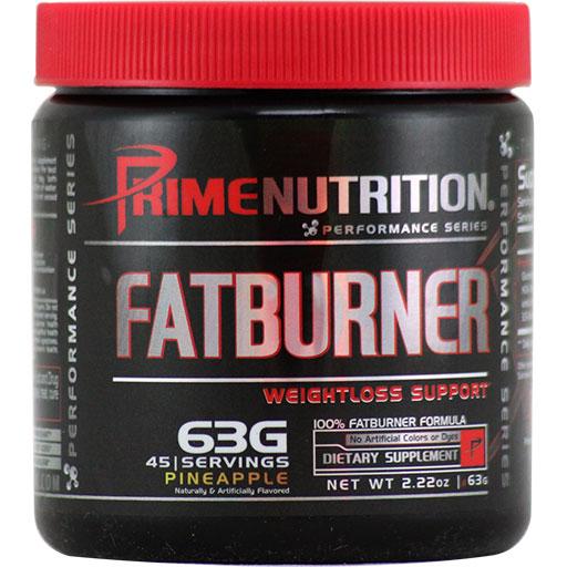 Fat Burner By Prime Nutrition, Pineapple, 45 Servings