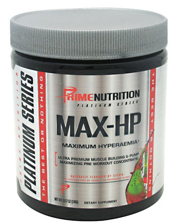 Max-HP By Prime Nutrition, Tropic Fruit, 30 Servings