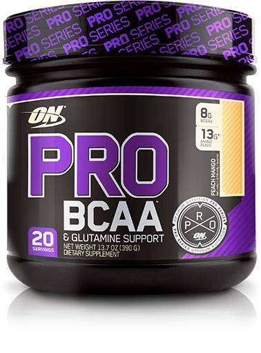 Pro BCAA By Optimum Nutrition, Peach Mango 20 Servings