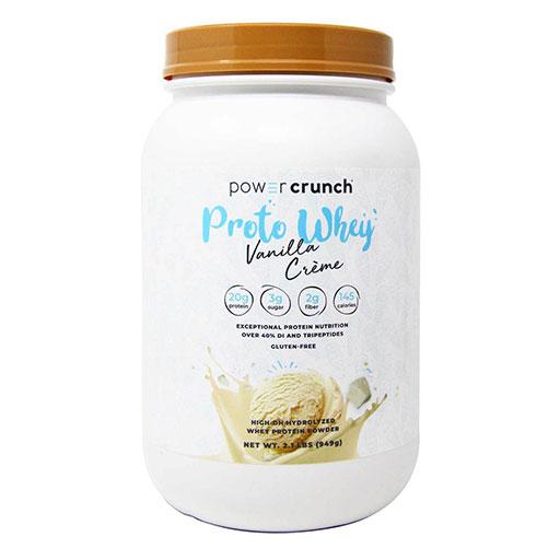 Proto Whey 2lb Vanilla Creme by BNRG