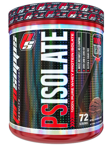 PS Isolate, Protein, By Pro Supps, Chocolate, 4lb