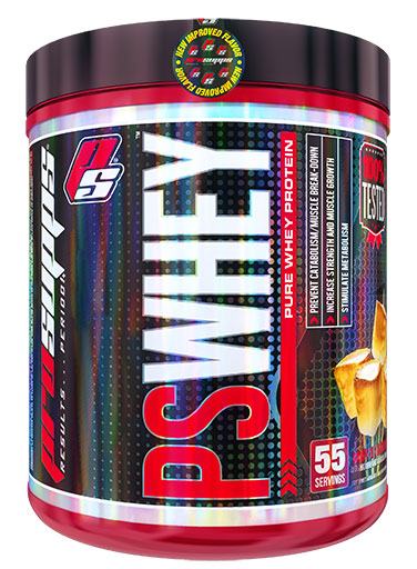 PS Whey, By Pro Supps, Campfire Marshmallow, 4lb