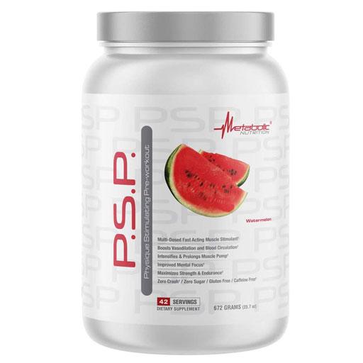 PSP Pre-Workout - Watermelon - 42 Servings