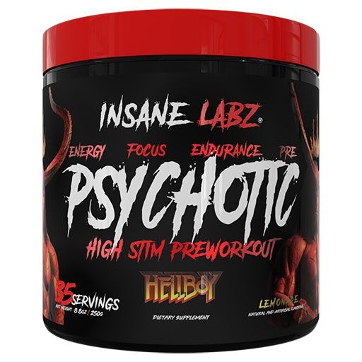 PSYCHOTIC HELLBOY LEMONADE