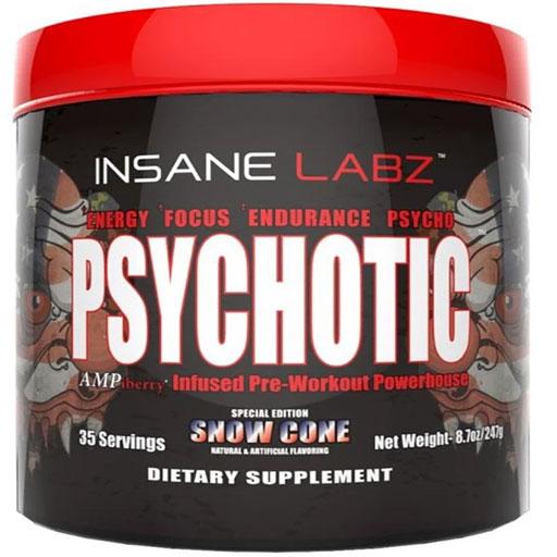 Psychotic - Snowcone - 35 Servings