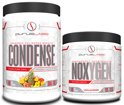 Condense and NOXYGEN Stack - Island Punch