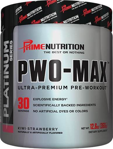 PWO Max - Kiwi Strawberry - 30 Servings