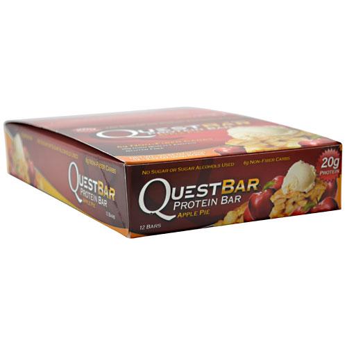 Quest Bars, Apple Pie 12/Box by Quest Nutrition