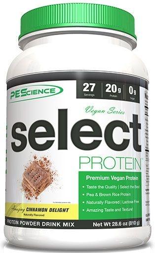 Select Vegan Protein - Cinnamon Delight