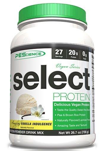 Select Vegan Protein - Vanilla Indulgence