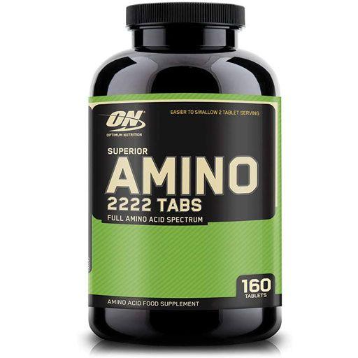 Superior Amino 2222 - 160 Tabs