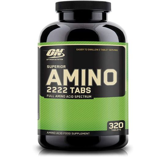 Superior Amino 2222 - 320 Tabs