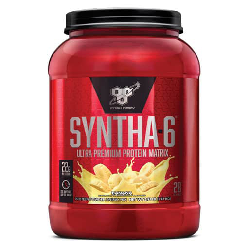 Syntha-6 Protein - Banana - 28 Servings