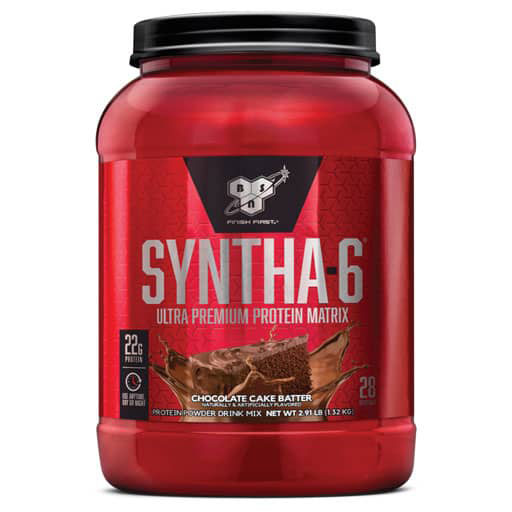 Syntha-6 Protein - Chocolate Cake Batter - 28 Servings