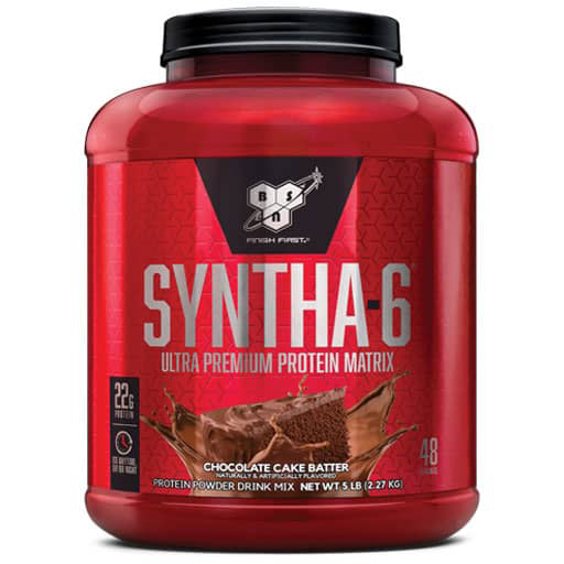 Syntha-6 Protein - Chocolate Cake Batter - 48 Servings