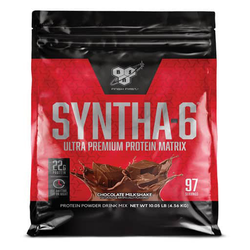 Syntha-6 Protein - Chocolate Milkshake - 10lb