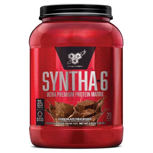Syntha-6 Protein - Chocolate Milkshake - 28 Servings