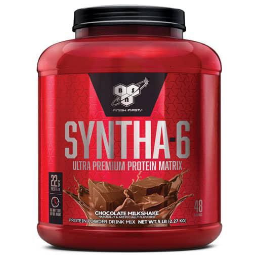 Syntha-6 Protein - Chocolate Milkshake - 48 Servings