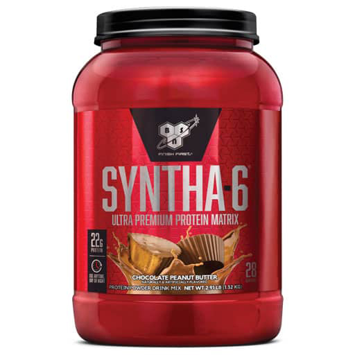 Syntha-6 Protein - Chocolate Peanut Butter - 28 Servings