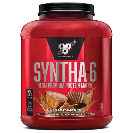Syntha-6 Protein - Chocolate Peanut Butter - 48 Servings