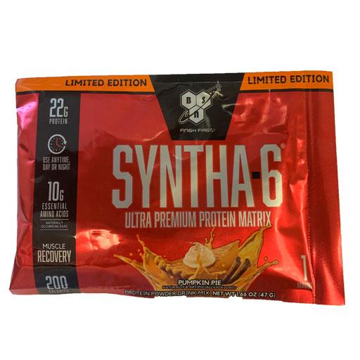 Syntha 6 - Pumpkin Pie - Sample