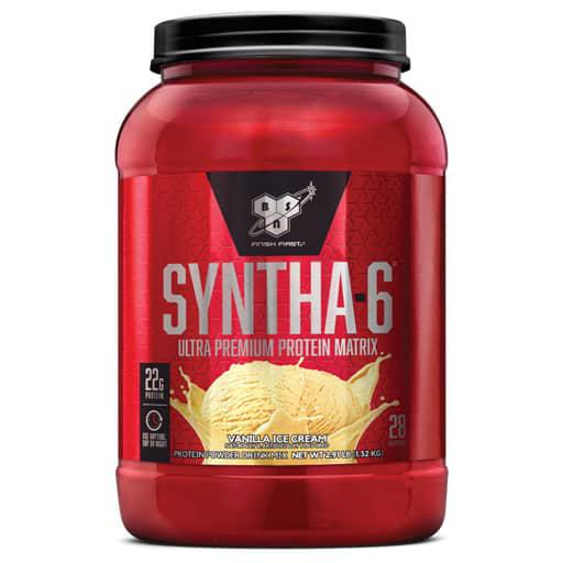 Syntha-6 Protein - Vanilla Ice Cream - 28 Servings