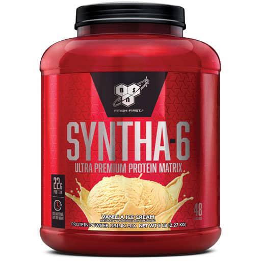 Syntha-6 Protein - Vanilla Ice Cream - 48 Servings