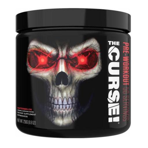 The Curse Pre Workout - Fruit Punch - 250 Grams