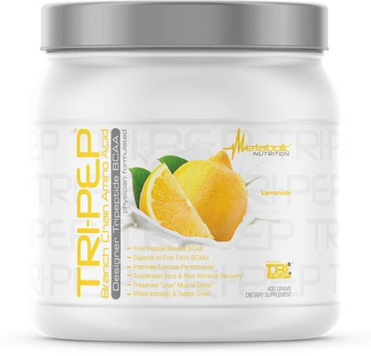 Tri-Pep By Metabolic Nutrition, Lemonade 40 Servings