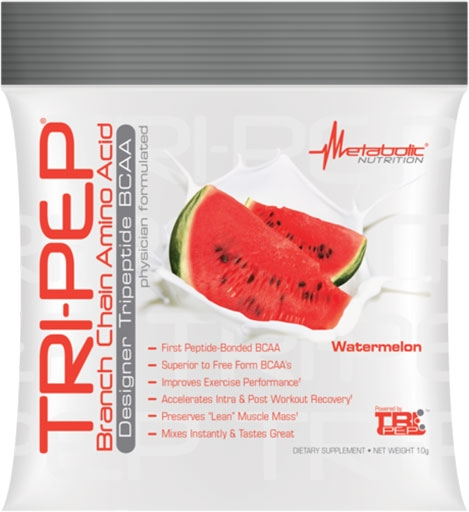 TriPep By Metabolic Nutrition, Watermelon, Sample Packet