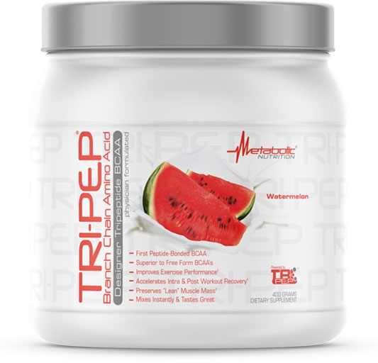 Tri-Pep By Metabolic Nutrition, Watermelon 40 Servings