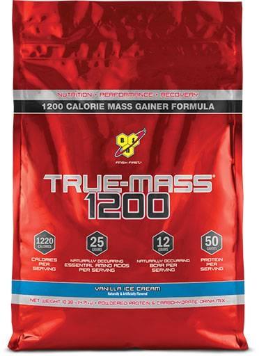 True Mass 1200 By BSN, Vanilla Ice Cream 10.25lb