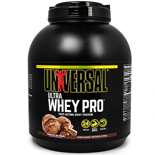 Ultra Whey Pro By Universal Nutrition, Chocolate 5 lb