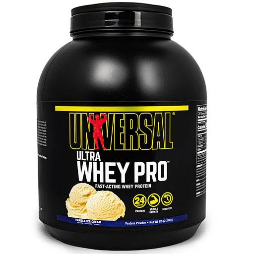 Ultra Whey Pro By Universal Nutrition, Vanilla 5 lb