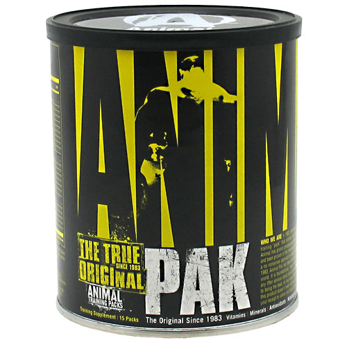 Animal Pak by Universal Nutrition, 15 Packs