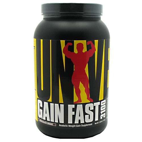 Gain Fast 3100 by Universal Nutrition, Chocolate 2.55 lb