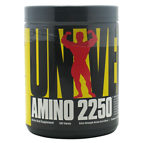 Amino 2250 By Universal Nutrition, 100 Tabs