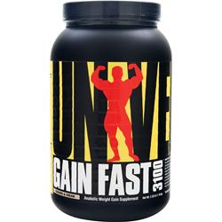 Gain Fast 3100 By Universal Nutrition, Cookies and Cream 2.55lb