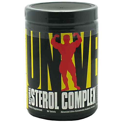 Natural Sterol Complex By Universal Nutrition, 90 Tabs