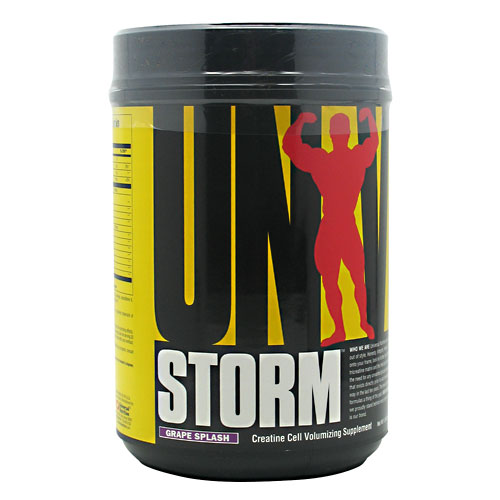 Storm By Universal Nutrition, Grape Splash 1.67lb