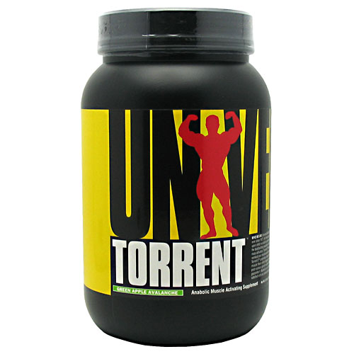 Torrent By Universal Nutrition, Post Workout Green Apple Avalanche 3.28lb