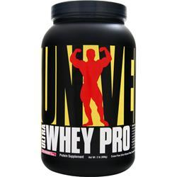 Ultra Whey Pro By Universal Nutrition, Strawberry 2 lb