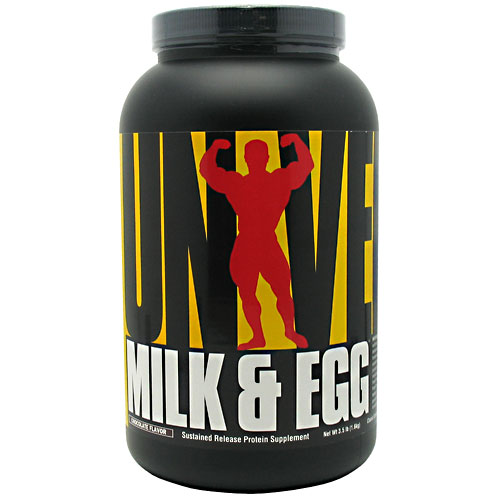 Milk and Egg Protein By Universal Nutrition, Chocolate 3lb